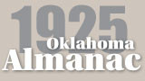 [1925] Directory of the State of Oklahoma