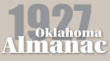 [1927] Directory of the State of Oklahoma