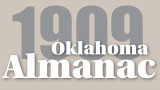 [1909] Oklahoma State Manual: Giving Names of Counties, County Seats, Population of State,...