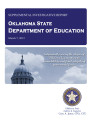 OKLAHOMA STATE DEPARTMENT OF EDUCATION SUPPLEMENTAL INVESTIGATIVE REPORT [March, 7, 2012]