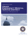 GRADY EMERGENCY MEDICAL SERVICE DISTRICT OPERATIONAL AUDIT FOR THE PERIOD JULY 1, 2008 THROUGH...