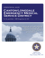 CANTON-LONGDALE EMERGENCY MEDICAL SERVICE DISTRICT OPERATIONAL AUDIT FOR THE PERIOD JULY 1, 2008...