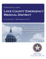 LOVE COUNTY EMERGENCY MEDICAL SERVICE DISTRICT OPERATIONAL AUDIT FOR THE PERIOD JULY 1, 2009...