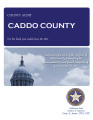 CADDO COUNTY, OKLAHOMA FINANCIAL STATEMENT AND INDEPENDENT AUDITOR'S REPORT FOR THE FISCAL YEAR...