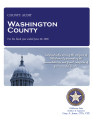 WASHINGTON COUNTY, OKLAHOMA FINANCIAL STATEMENT AND INDEPENDENT AUDITOR'S REPORT FOR THE FISCAL...