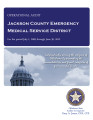 JACKSON COUNTY EMERGENCY MEDICAL SERVICE DISTRICT OPERATIONAL AUDIT FOR THE PERIOD JULY 1, 2009...