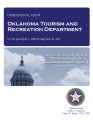 Audit Report of the Oklahoma Tourism and Recreation Department For the Period July 1, 2009 to June...