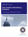 Audit Report of the Oklahoma Historical Society For the Period January 1, 2008 through February...