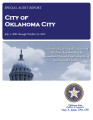 CITY OF OKLAHOMA CITY SPECIAL AUDIT REPORT JULY 1, 2002 THROUGH OCTOBER 31, 2012