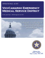 VICI-CAMARGO EMERGENCY MEDICAL SERVICE DISTRICT OPERATIONAL AUDIT FOR THE PERIOD JULY 1, 2009...