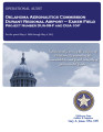 Audit Report of the Oklahoma Aeronautics Commission Durant Regional Airport – Eaker Field Project...