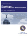 ELLIS COUNTY EMERGENCY MEDICAL SERVICE DISTRICT OPERATIONAL AUDIT FOR THE PERIOD JULY 1, 2008...