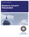 SHARI GIBLET, COUNTY TREASURER WASHITA COUNTY, OKLAHOMA TREASURER STATUTORY REPORT FEBRUARY 4, 2014
