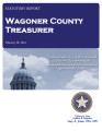 DANA PATTEN, COUNTY TREASURER WAGONER COUNTY, OKLAHOMA TREASURER STATUTORY REPORT FEBRUARY 28, 2014