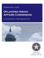 Audit Report of the Oklahoma Indian Affairs Commission.