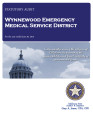 WYNNEWOOD EMERGENCY MEDICAL SERVICE DISTRICT STATUTORY REPORT FOR THE YEAR ENDED JUNE 30, 2014