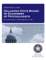 Audit Report of the Oklahoma State Board of Examiners of Psychologists.