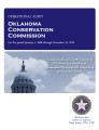 Audit Report of the Oklahoma Conservation Commission.