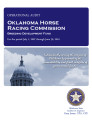 Audit Report of the Oklahoma Horse Racing Commission Breeding Development Fund.
