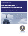 Audit Report of the Oklahoma Wheat Research Foundation for the Period July 1, 2013 through June...