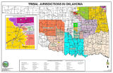 Tribal Jurisdictions in Oklahoma.