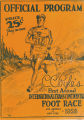 Official Program: C. C. Pyle's First Annual International-Trans-Continental Foot Race: Los Angeles...