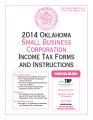 Small Business Corporation Income Tax Forms and Instructions