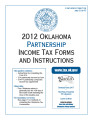 Partnership Income Tax Forms and Instructions