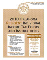 2010 Oklahoma Resident Individual Income Tax Forms and Instructions