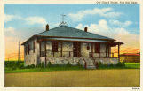 Old Guard House, Fort Sill, Okla.
