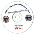 Report of the Oklahoma State Highway Commission for the period January 1, 1949 to December 31, 1950