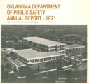 Oklahoma Department of Public Safety Annual Report, 1971