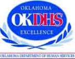 American Indians receiving DHS services in Oklahoma