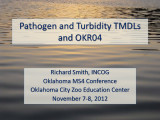 OKla MS4 2012 - TMDLs and OKR04 -...