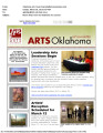 March News from the Oklahoma Arts...