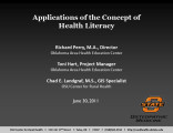 OSUCRH Health Literacy...