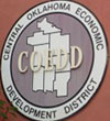 The Central Oklahoma Economic Development District financial statements as of and for the year...