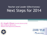 TLE Next Steps for 2014 FINAL 1